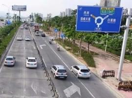 珠海这条主干道后天半封闭施工!每天5万辆车受影响!