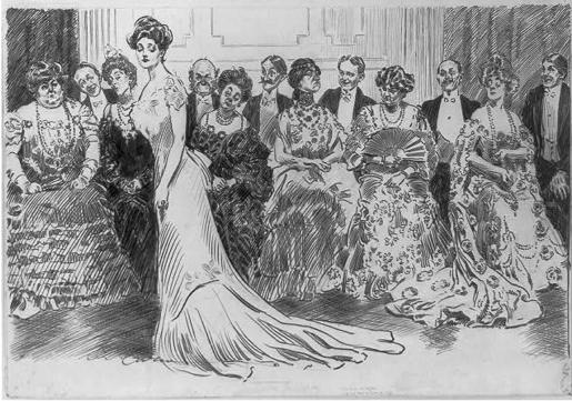 时装秀,如何从富人的私人聚会变成时尚圈盛事?