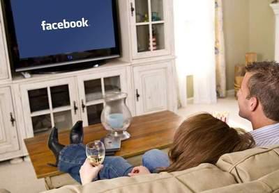 脸书等巨头纷纷抢占客厅经济
