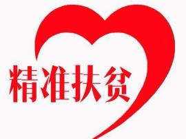 渑池县爱心企业捐资捐物 助力四龙庙村精准脱贫
