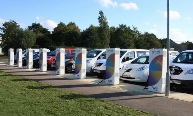 车主每年赚1530刀 日产研究电动车电能反哺电网