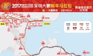 2017鹏马医疗保障服务再升级 47台AED护航