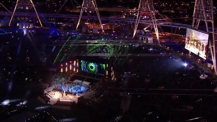来自不列颠的不老神话:Muse献唱暴雪嘉年华