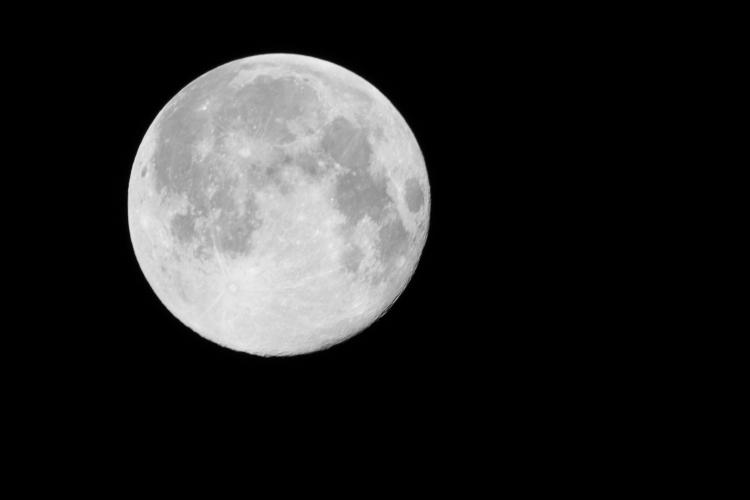 30多亿年前月球存在过大气层 持续了约7000万年
