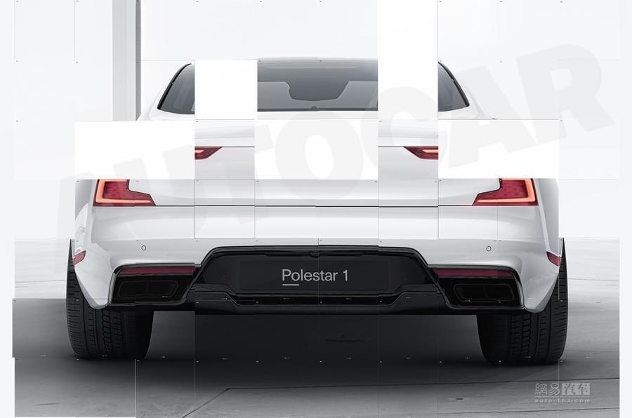 高性能轿跑 Polestar首款车型将17日发布