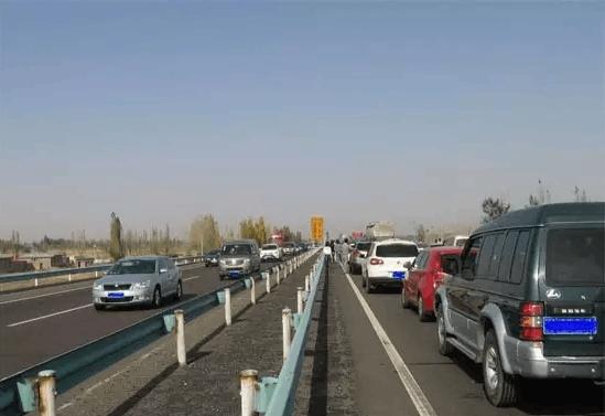 山西省高管局发高速公路出行提示啦!快看哪容易堵