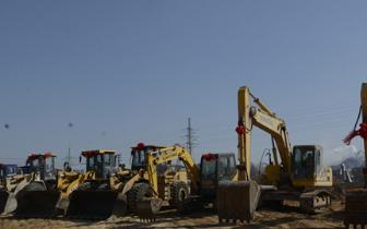 总投资64.1亿元 涉县12个重点项目集中开工