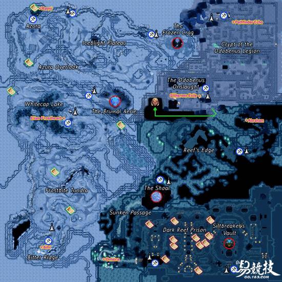 第二幕全地图