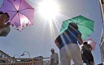 福州25日起重返高温天 26日市区最高温将达37℃