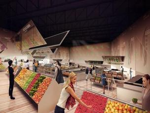 亚马逊收购全食超市背后,机器人超市将全面
