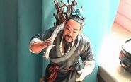 """姜堰民间艺人获称""""面人王"""" 造型细腻传神"""
