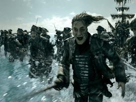加勒比海盗5已上映,迪士尼称并没有被黑客攻击