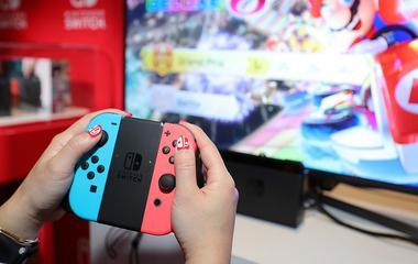 任天堂Switch日本首年销量已超越索尼PS2