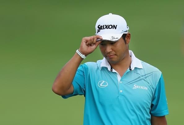 高尔夫PGA赛松山英树基斯纳领先 李昊桐晋级难