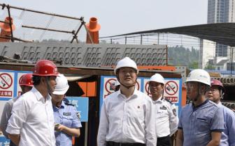 潼南区长王志杰:把安全生产工作抓严抓细抓实抓到位