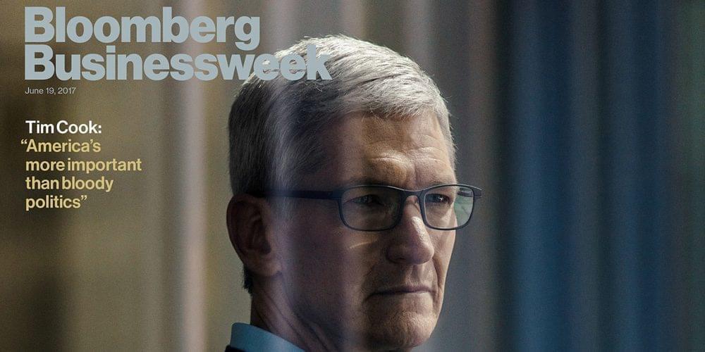 库克:乔布斯的精神永存苹果,100年都不会改变