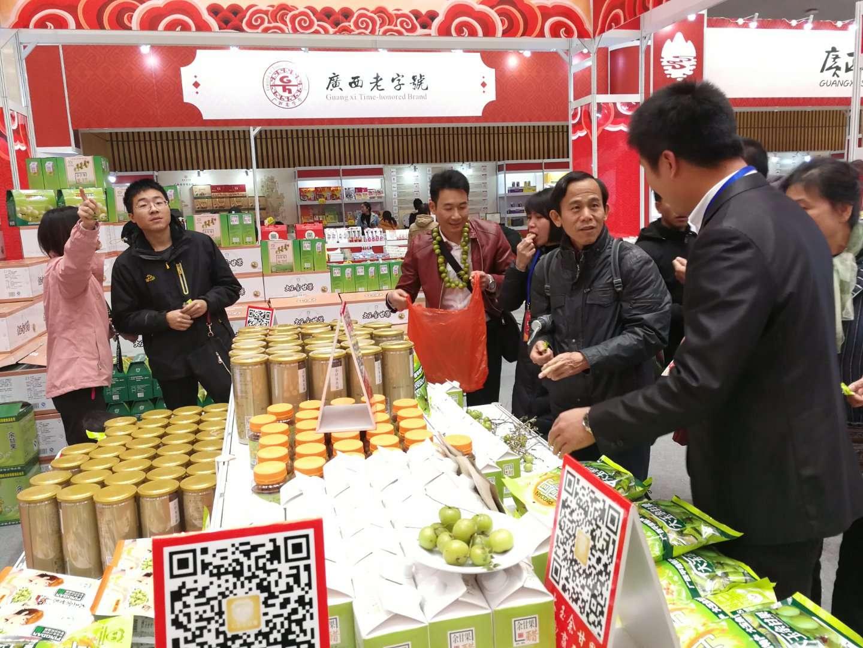 广西电商年货节爆款出炉 一颗小小果价值超百万