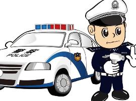 芮城交警查获一起接送学生车辆超员违法行为