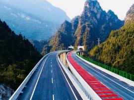 桑植到长沙可高速直达 张桑高速预计本月31日通车