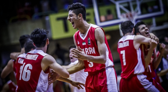 FIBA定诸赛事举办地:中国承办U16亚锦赛和亚