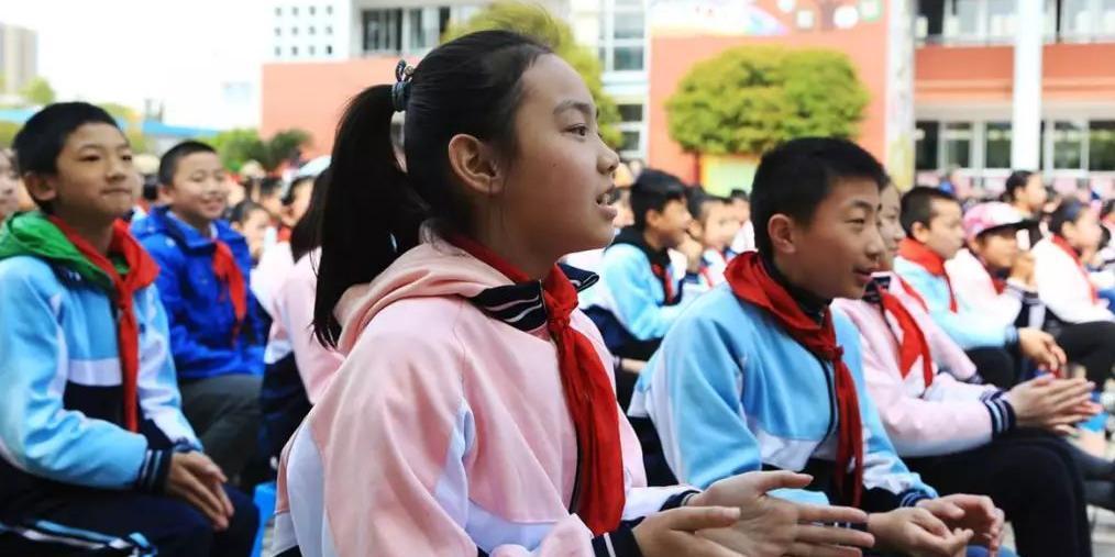 平安桂林校园行 一幕幕似大片 同学们看傻眼