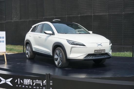 小鹏汽车于去年9月推出了带有概念车性质的Beta版工程样车