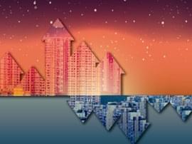 经济学家:一线城市房价偏高在累积风险