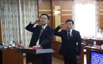 郭鹏出任安徽蚌埠市委常委、副市长
