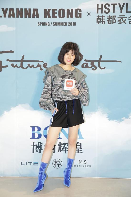 POLLYANNA KEONG 2018春夏发布会上演摩登盛宴