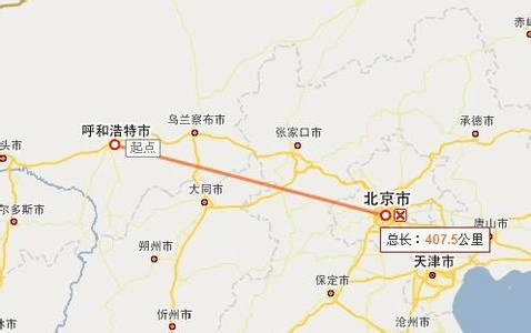 【内蒙古之最】离首都北京最近的少数民族自治区省会城