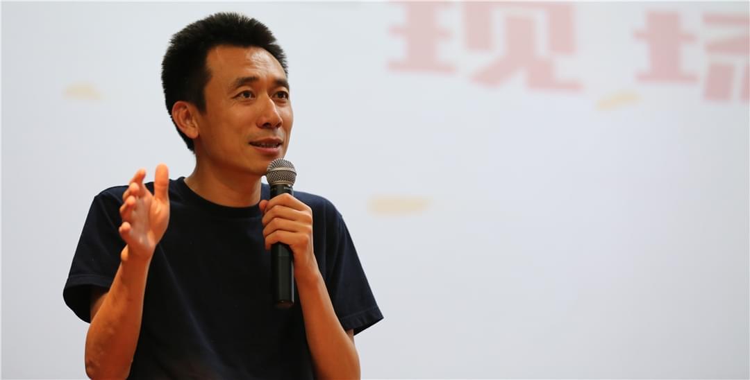 《阿唐奇遇》导演王微来沈和学生聊创作灵感