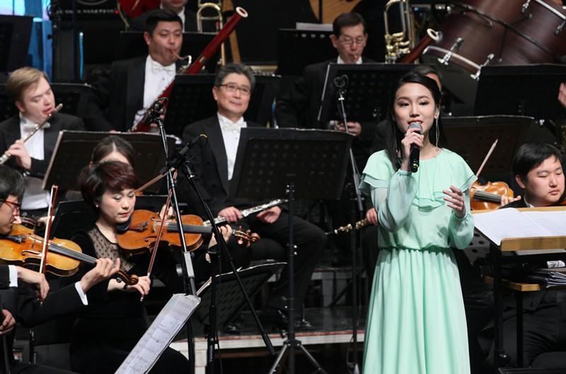 戴韩安妮在传承经典中追求多元化音乐人生