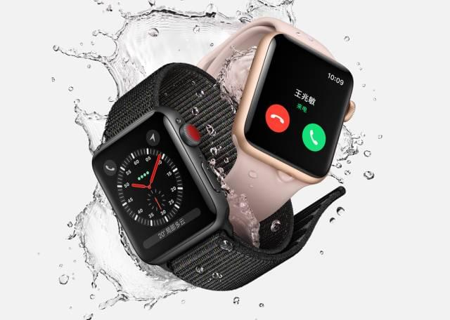 新款苹果表在中国可以直接打电话了?别高兴太早