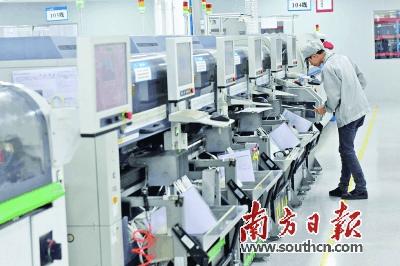 惠州三层级发力补短,板布局高端领域打造创新源头
