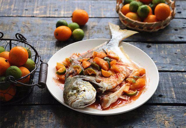 糖醋鱼这么做 健康快手又营养