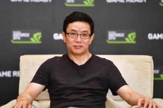 英伟达全球副总裁张建中:让更多玩家喜欢PC游戏