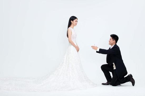 苏炳添十月大婚 婚纱照首度被曝光