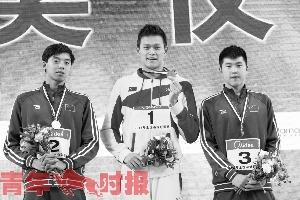 从100米游到1500米4金1铜收官冠军赛 孙杨续写传奇