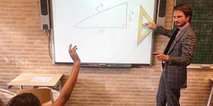 荷兰数学老师热爱户外运动成网红