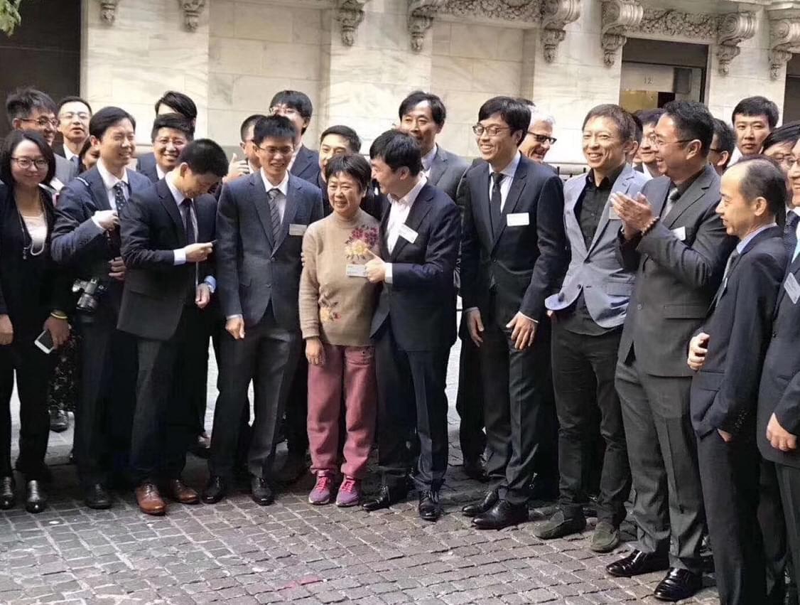 王小川在纽交所接受采访:搜索行业需要挑战者