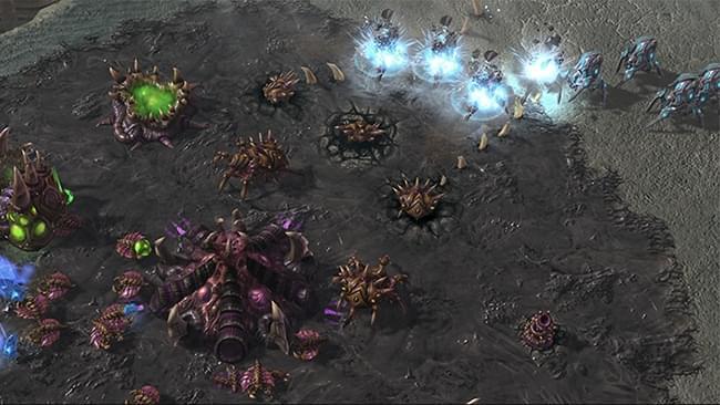 """《星际争霸2》2v2地图""""密林基地""""战术解析"""