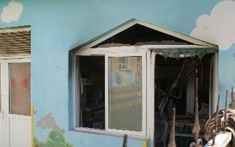 长治澳瑞特学校附属幼儿园起火 未造成人员伤亡