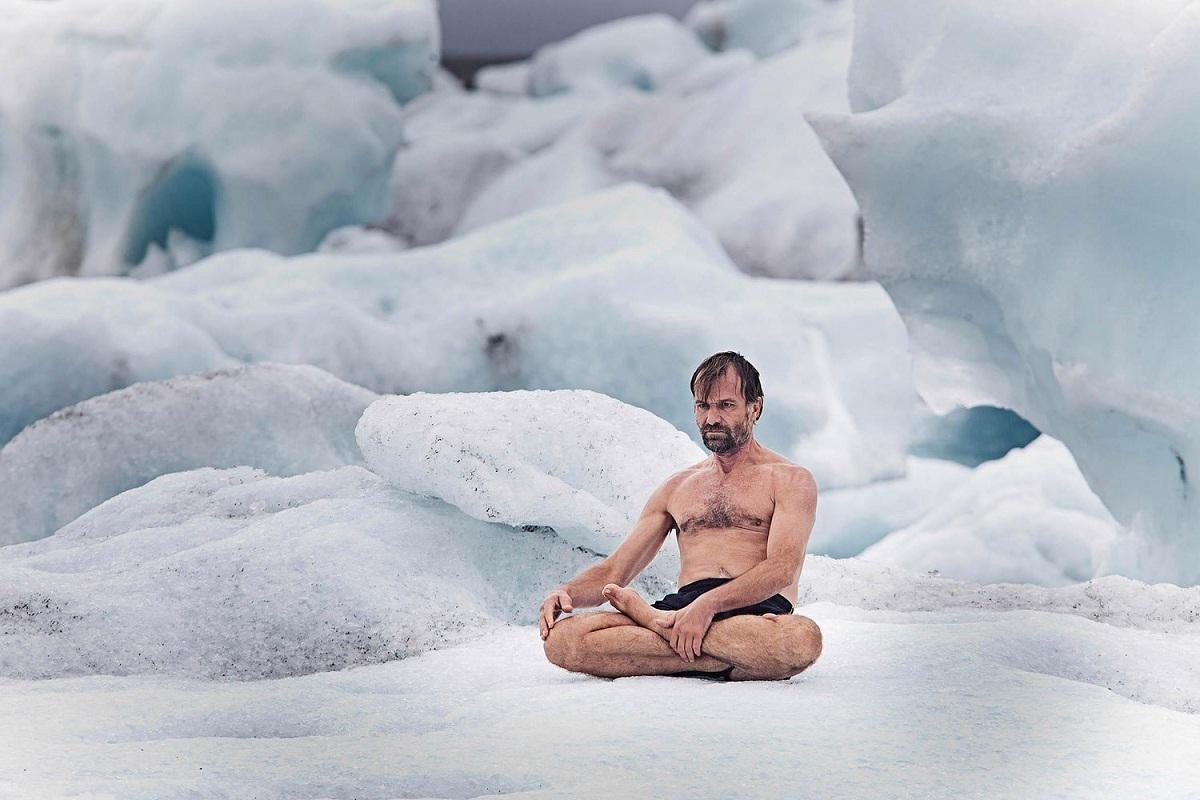 靠意志竟能在冰水中泡2h?冰人耐寒之谜首次被揭开