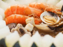 冬瓜盅 | 不加油盐 味道鲜美绝伦的宴客菜!