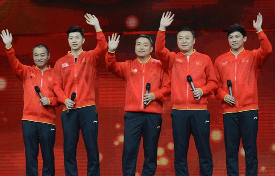迷妹福利!刘国梁将率宇宙网红队登江苏卫视春晚