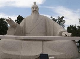 舜帝圣像17日抵达福建拉开巡游闽粤活动的序幕