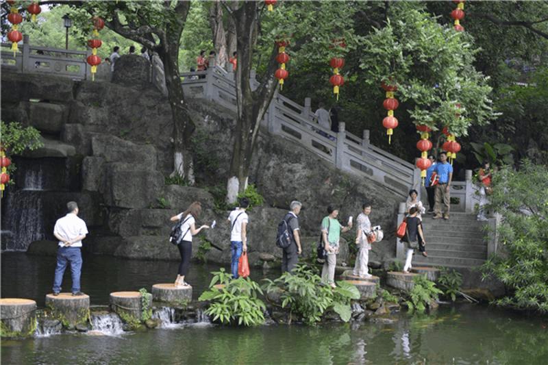 5·19中国旅游日!游惠州罗浮山打5折