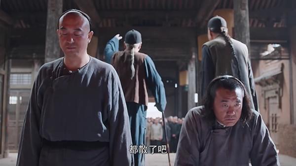 《白鹿原》改编神还原   张嘉译洞房现驱鬼棒槌