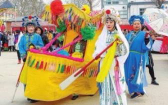 邯郸市城乡文化活动异彩纷呈