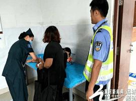 运城:盐湖区中考生突患病 交警紧急送医赶考